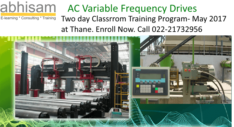 AC Variable Frequency Drives Training