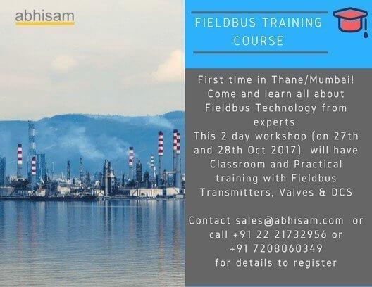 Abhisam Fieldbus Training Workshop