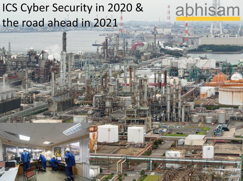 ICS cyber security