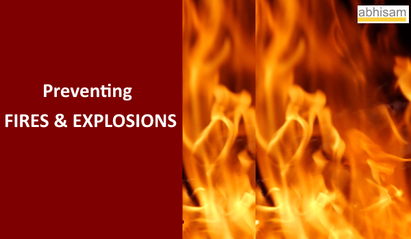 Preventing Fires Explosions Training Course