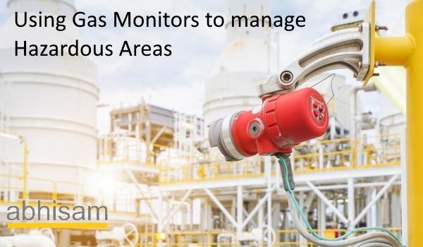 Gas Monitors in Hazardous Areas -Abhisam Whitepaper