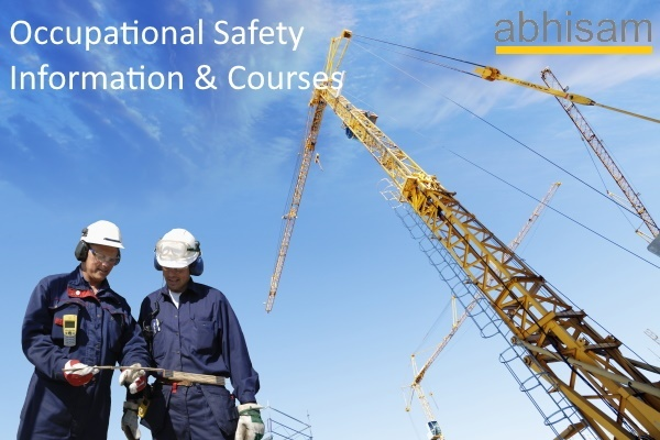 Occupational Safety Courses- Abhisam