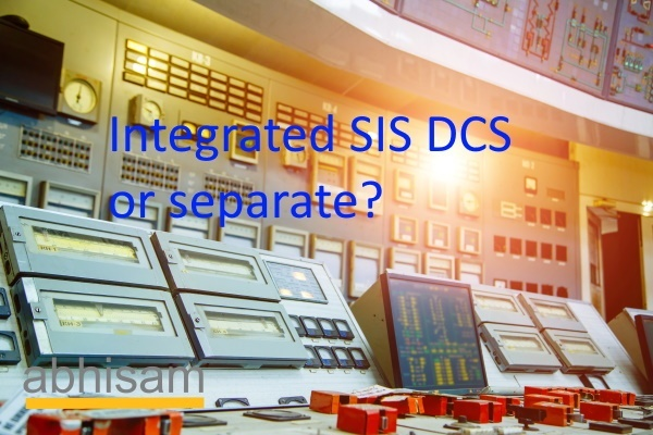 Integrated SIS DCS