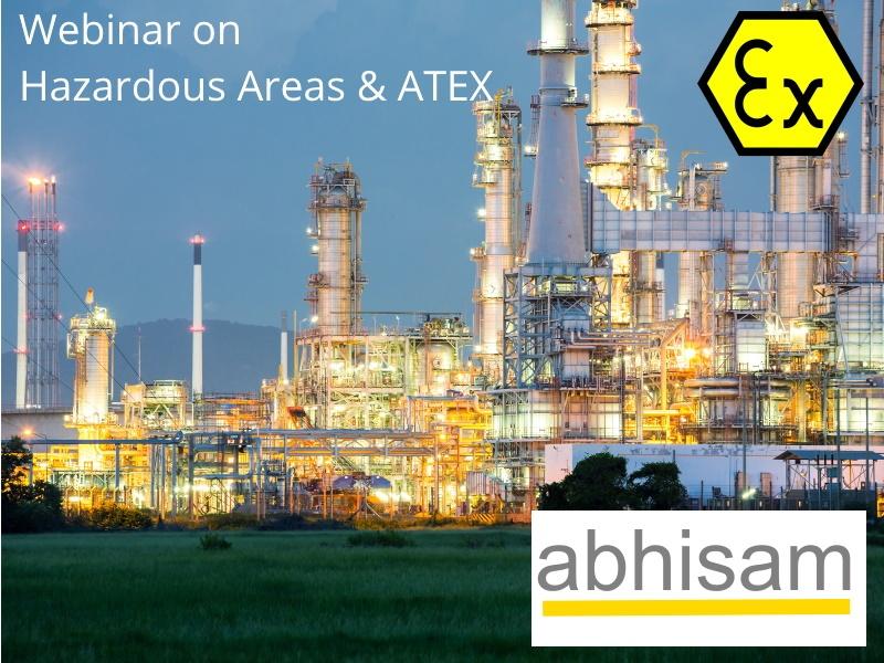 Hazardous Area ATEX webinar