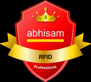 Abhisam RFID Badge