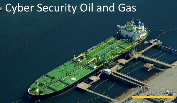 cyber security oil and gas