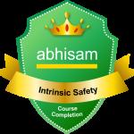 Intrinsic Safety Badge