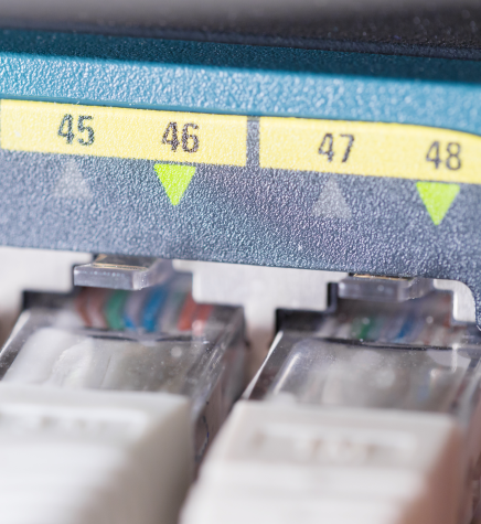 Supply chain attacks can use counterfeit switches